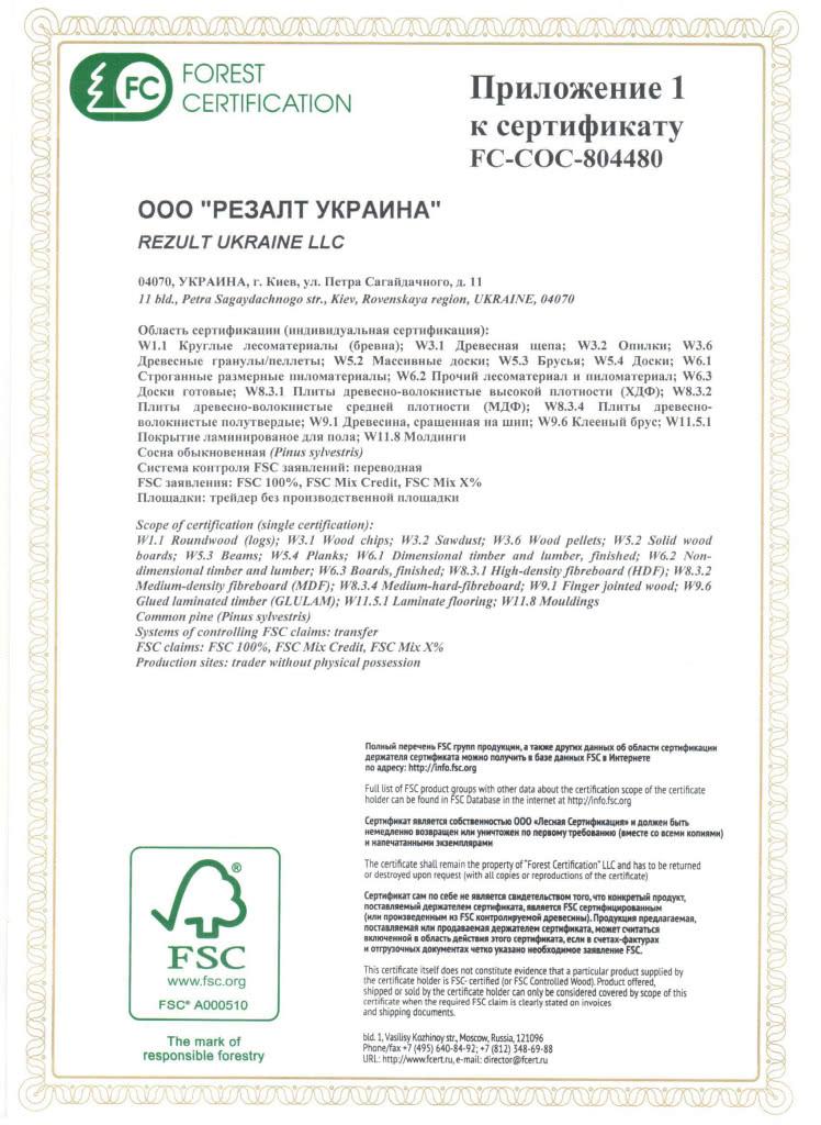 FSC certificate_Rezult_рев.1_2 page